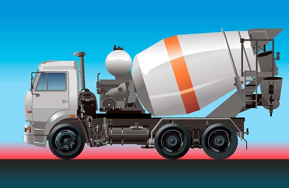 Особенности доставки бетона
